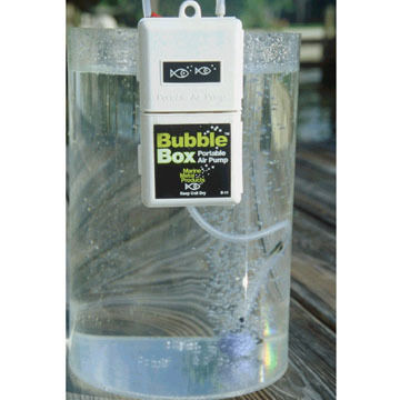 Marine Metal Bubble Box Air Pump