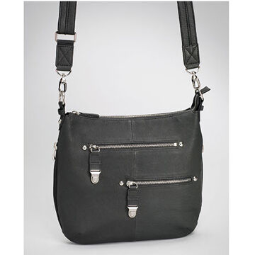 Gun Tote'n Mamas GTM-23 Chrome Zip Concealed Carry Handbag