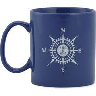 Life is Good Jake Compass Rose Mug