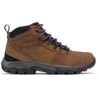 Columbia Men's Newton Ridge Plus II Waterproof Suede Hiking Boot - Wide