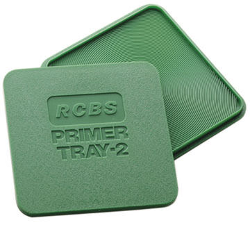 RCBS Primer Tray-2 Turning Tray