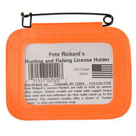Pete Rickard Deluxe License Holder