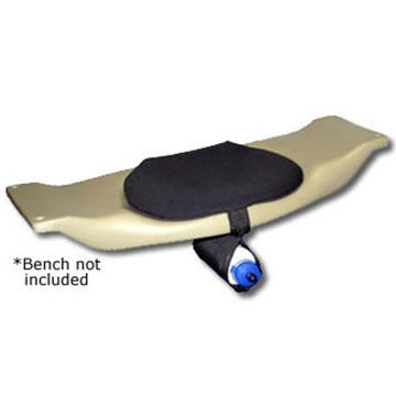 Cascade Creek Yakpads Gel Filler Canoe Seat With Water Bottle