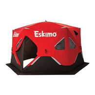 Eskimo FatFish 6120i Insulated Pop-Up Portable 5-7 Person Ice Shelter