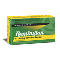 "Remington Slugger 12 GA 3"" 1 oz. Rifled Slug Ammo (5)"