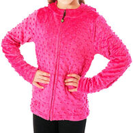 Girl & Co. Limeapple Girls' Bubble Hoodie