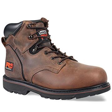 Timberland PRO Mens 6 Steel Toe Pit Boss Work Boot