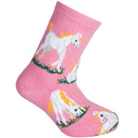 Wheel House Designs Unicorn Sock
