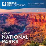 Sourcebooks National Park Foundation 2020 Wall Calendar