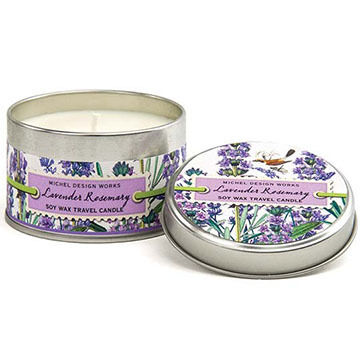 Michel Design Works Lavender Rosemary Soy Wax Candle