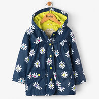 Hatley Girls' Sunny Daisy Classic Raincoat