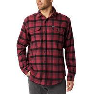 Columbia Men's Deschutes River Heavyweight Flannel Long-Sleeve Shirt