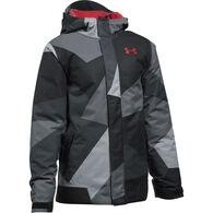 Under Armour Boys' UA Storm Powerline Jacket