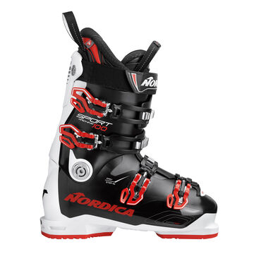 Nordica Mens Sportmachine 100 Alpine Ski Boot