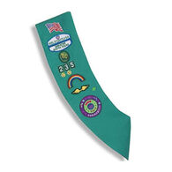 Girl Scouts Official Junior Sash