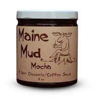 Maine Mud Mocha Dark Chocolate Sauce - 4 oz.