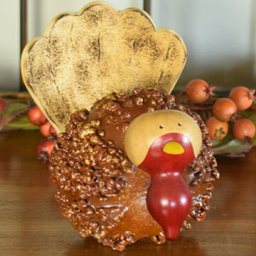 Meadowbrooke Gourds Gobbler The Turkey Gourd