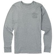 Burton Men's Midweight Crew-Neck Long-Sleeve Shirt