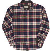 Dakota Grizzly Men's Turner Double Brushed Flannel Long-Sleeve Shirt