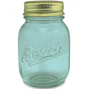 Cape Shore Beach Ball Jar Novelty Shot Glass