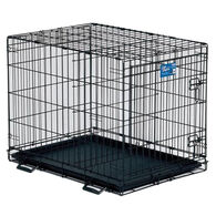 MidWest Homes For Pets Life Stages Crate w/ Divider Panel