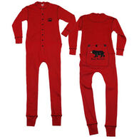 Lazy One Women's Flap Jack Unionsuit
