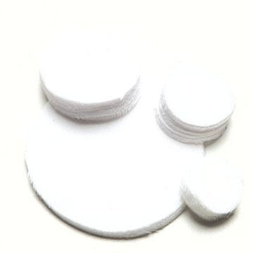 Hoppe's Gun Cleaning Patch - 25-60 Pk.
