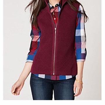Pendleton Woolen Mills Womens Rachel Vest