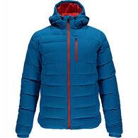 Spyder Active Sports Men's Dolomite Down Hooded Jacket
