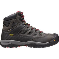 Keen Men's Tucson Steel Toe Mid Waterproof Work Boot
