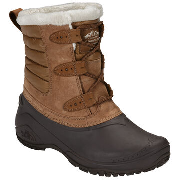The North Face Womens Shellista II Shorty Boot - Discontinued Style