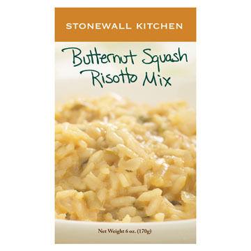 Stonewall Kitchen Butternut Squash Risotto Mix, 6 oz.