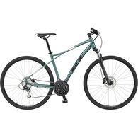 GT 2021 Transeo Elite Bike - Assembled