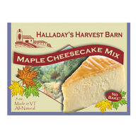 Halladay's Harvest Barn Maple Cheesecake Mix