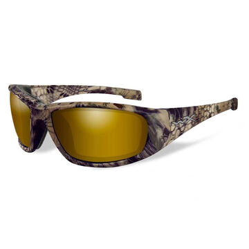 Wiley X Wx Boss Climate Control Series Polarized Sunglasses