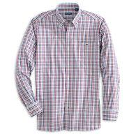Fish Hippie Men's Groveland Check Long-Sleeve Shirt