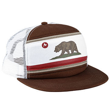 Marmot Mens Roots Trucker Cap
