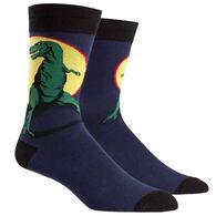 Sock It To Me Men's T-Rex Sock