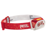 Petzl Actik Core Rechargeable 350 Lumen Hybrid Headlamp