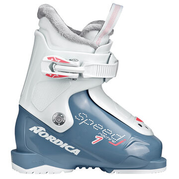 Nordica Childrens Speedmachine J1 (Girl) Alpine Ski Boot