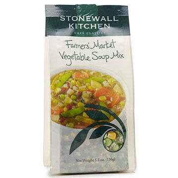 Stonewall Kitchen Farmers Market Vegetable Soup Mix, 5.5 oz