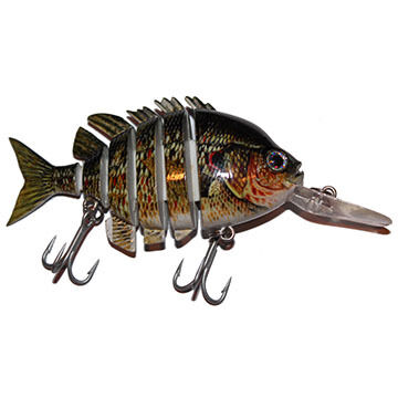 Daddy Mac Viper 4″ Sunfish Lure