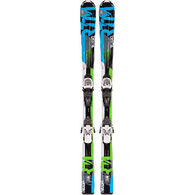 Volkl Children's RTM Junior Alpine Ski w/ 4.5 3Motion Jr. R Binding - 16/17 Model