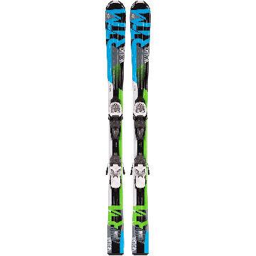 Volkl Children's RTM Junior Alpine Ski w/ 4.5 3Motion Jr. R Binding - 16/17 Model
