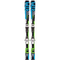 Volkl Children's RTM Junior Alpine Ski w/ 7.0 3Motion Jr. R Binding - 16/17 Model