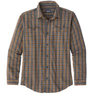 Patagonia Mens' Organic Pima Cotton Long-Sleeve Shirt