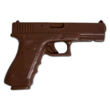 Chocolate Ammo Weapon of Mass Delight - Solid Chocolate