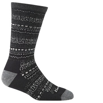 Darn Tough Vermont Womens Pebbles Crew Light Cushion Sock
