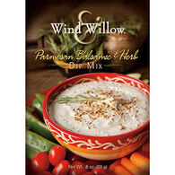 Wind & Willow Parmesan, Balsamic & Herb Dip Mix