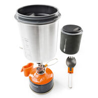 GSI Outdoors Glacier Stainless Minimalist II 1-Person Cookset